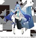 Eight -THE BEST OF 八王子P-/八王子P