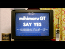 SAY YES-102回目のプロポーズ-/mihimaru GT