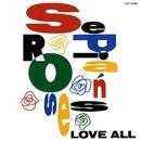 LOVE ALL/SEPIA'N ROSES