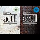 act II + III/9mm Parabellum Bullet