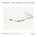ベートーヴェン:ピアノ・ソナタ第4集/András Schiff