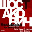 Shostakovich: Symphony No.5 in D minor/Saito Kinen Orchestra, Seiji Ozawa