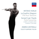 ヴィヴァルディ:ヴァイオリン協奏曲集<四季>(フルート版) 他/Andrea Griminelli, I Solisti Filarmonici Italiani