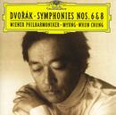 Dvorák: Symphonies Nos. 6 & 8/Wiener Philharmoniker, Myung Whun Chung