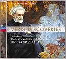 Verdi: Discoveries/Orchestra Sinfonica di Milano Giuseppe Verdi, Riccardo Chailly