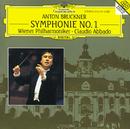 ブルックナー:交響曲第1番/Wiener Philharmoniker, Claudio Abbado