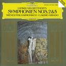 ベートーヴェン:交響曲第2番&第5番<運命>/Wiener Philharmoniker, Claudio Abbado
