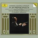 Beethoven: 9 Symphonies; Overtures/Wiener Philharmoniker, Claudio Abbado