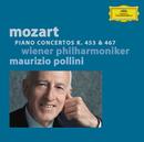 モーツァルト:ピアノ協奏曲第17番、第21番/Maurizio Pollini, Wiener Philharmoniker