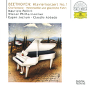 Beethoven: Piano Concerto No.1; Choral Fantasy; Calm Sea and Prosperous Voyage/Wiener Philharmoniker, Claudio Abbado, Eugen Jochum