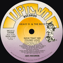 Now That We Found Love (Remixes)/Heavy D & The Boyz