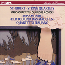 "Schubert: String Quartets Nos.13 & 14 ""Death & the Maiden""/Quartetto Italiano"