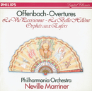 オッフェンバック序曲集/Philharmonia Orchestra, Sir Neville Marriner
