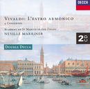Vivaldi: L'Estro Armonico; 4 Concertos/Academy of St. Martin in the Fields, Sir Neville Marriner