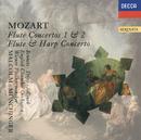 Mozart: Flute Concertos Nos.1 & 2; Concerto for Flute & Harp/William Bennett, English Chamber Orchestra, George Malcolm, Werner Tripp, Hubert Jellinek, Wiener Philharmoniker, Karl Münchinger