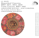 バッハ:チェンバロ協奏曲集/Christophe Rousset, The Academy of Ancient Music, Christopher Hogwood