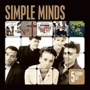 5 Album Set (Sons and Fascination/New Gold Dream/Sparkle in the Rain/Once Upon a Time/Street Fighting Years)/Simple Minds