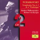 チャイコフスキー:後期三大交響曲集/Berliner Philharmoniker, Herbert von Karajan