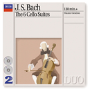 Bach, J.S.: The 6 Cello Suites/Maurice Gendron