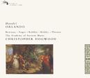 Handel: Orlando (3 CDs)/Arleen Augér, Emma Kirkby, Catherine Robbin, James Bowman, David Thomas, The Academy of Ancient Music, Christopher Hogwood