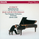 Bach, J.S.: 3 Piano Concertos/Jean Louis Steuerman, Chamber Orchestra Of Europe, James Judd