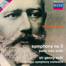 Tchaikovsky: Symphony No.5/Swan Lake Suite/Chicago Symphony Orchestra, Sir Georg Solti