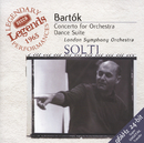 Bartók: Concerto for Orchestra; Dance Suite; The Miraculous Mandarin/London Symphony Orchestra, Sir Georg Solti
