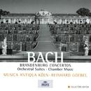 Bach: Brandenburg Concertos; Orchestral Suites; Chamber Music/Musica Antiqua Köln, Reinhard Goebel