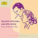 オペラ・リサイタル&リートシュウ/シモ/Léopold Simoneau, Pierrette Alarie