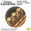 Vivaldi / Torelli / Telemann / Viviani / Handel: Baroque Trumpet Concertos/Maurice André