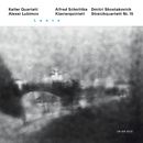 Schnittke, Shostakovich: Lento/Alexei Lubimov, Keller Quartett