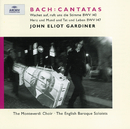Bach, J.S.: Cantatas BWV 140 & 147/Ruth Holton, Michael Chance, Anthony Rolfe Johnson, Stephen Varcoe, Alison Bury, Angela East, Anthony Robson, Richard Earle, Crispian Steele-Perkins, English Baroque Soloists, John Eliot Gardiner, The Monteverdi Choir
