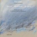 グレツキ:オ・ドミナ・ノストラ/サティ:貧者のミサ、他/Sarah Leonard, Christopher Bowers-Broadbent