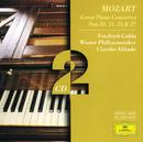 Mozart, W.A.: Piano Concertos Nos.20, 21, 25 & 27/Friedrich Gulda, Wiener Philharmoniker, Claudio Abbado