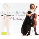 Bach: Six Suites for Solo Cello/Mischa Maisky