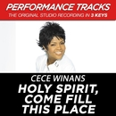 Holy Spirit, Come Fill This Place (Performance Tracks) - EP/Cece Winans