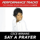 Say a Prayer (Performance Tracks) - EP/Cece Winans
