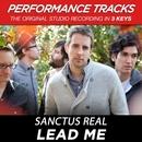Lead Me (Performance Tracks) - EP/Sanctus Real