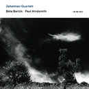Bartók: Streichquartett No. 5 / Hindemith: Streichquartett No. 4/Zehetmair Quartett