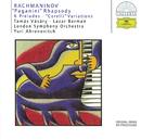 "Rachmaninov: ""Paganini"" Rhapsody; 6 Preludes; ""Corelli"" Variations/Tamás Vásáry, Yuri Ahronovitch, Lazar Berman"