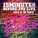 LoveStoned (Cover Of The Month)/15 Minutes Before The Dive
