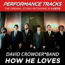 How He Loves (Performance Tracks)/David Crowder Band