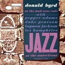 At The Half Note Café/Donald Byrd