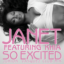 So Excited (Junior Vasquez Club Mix) (feat. Khia)/ジャネット・ジャクソン
