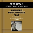Premiere Performance Plus: It Is Well/Jeremy Camp