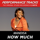 How Much (EP / Performance Tracks)/Mandisa