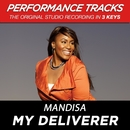 My Deliverer (Performance Tracks) - EP/Mandisa