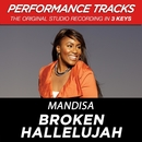 Broken Hallelujah (EP / Performance Tracks)/Mandisa