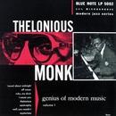 Genius Of Modern Music/Thelonious Monk