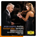 Complete Recordings On Deutsche Grammophon/Anne-Sophie Mutter, Berliner Philharmoniker, Herbert von Karajan